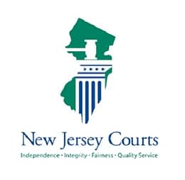 New Jersey Judiciary Court System (NJ Courts) seal